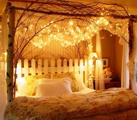 Top 33 Dreamy Ideas For First Night Room Decoration