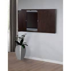 wall mounted tv cabinet studio halifax finish wall mount tv cabinet overstock