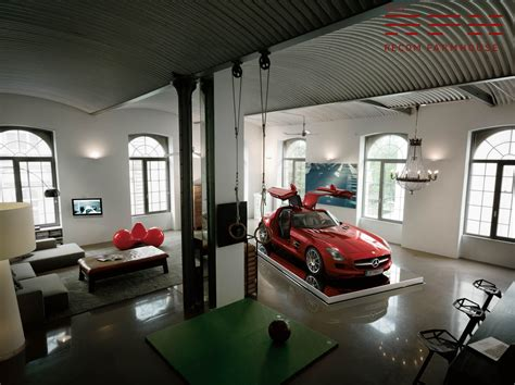 living in a garage cool garage http www recomfarmhouse com the mopar