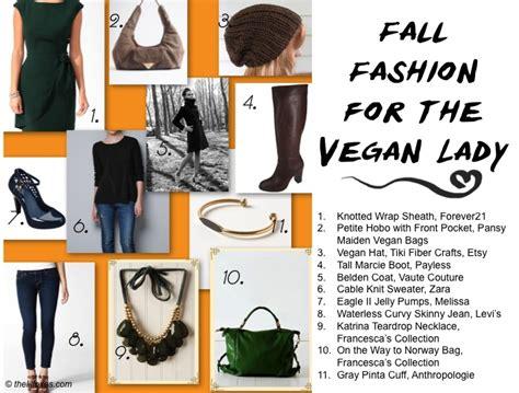 vegan design clothes fall into cruelty free fashion getvegucated com