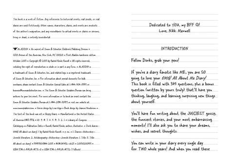 dork diaries book report dork diaries omg book by ren 233 e