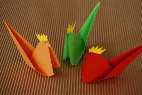 Origami Easter - free coloring pages easter origami ideas origami craft