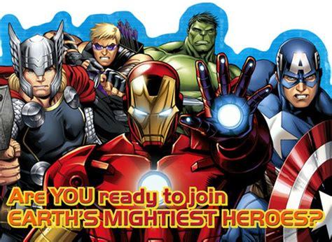 superhero birthday party invitations gangcraft net