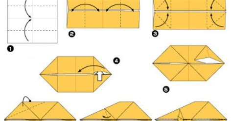 Origami Squirrel Diagram - ardilla papiroflexia origami search