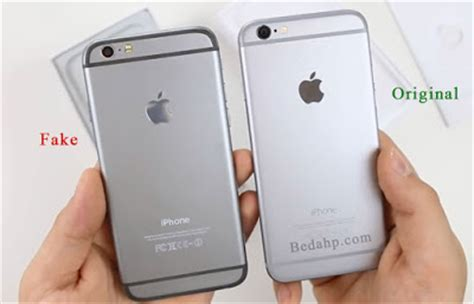 13 cara membedakan iphone 6 asli dan palsu replika beda hp