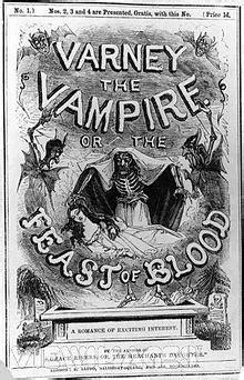 Os primeiros livros sobre vampiros da história da