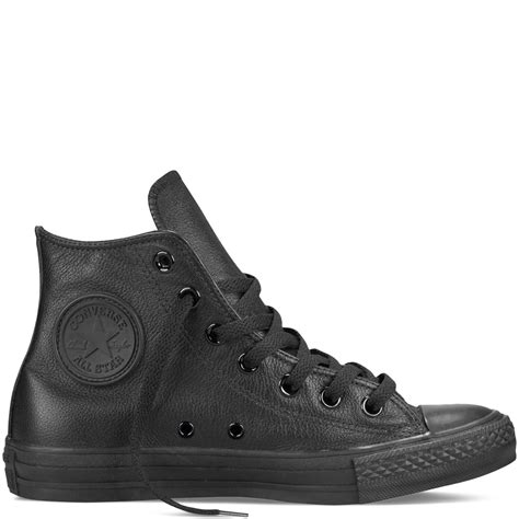 Converse Leather Grey converse grey leather high tops flower delivery co uk