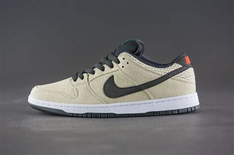 nike sb dunk low hemp sneaker bar detroit