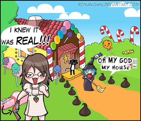 the candy house the candy house by romanchan on deviantart