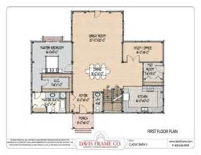 Great Home Plans Great Room Floor Plans