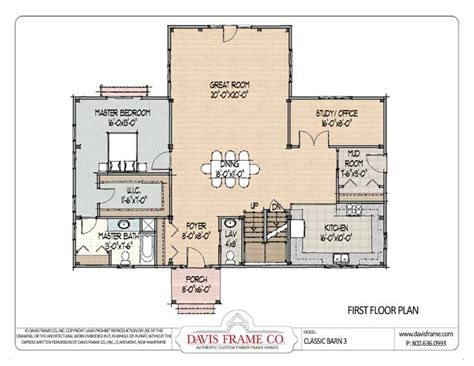 great floor plans free home plans open loft floor plans