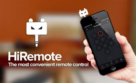 android ir blaster hiremote adds an ir blaster to just about any smartphone