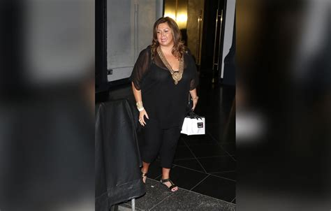 abby lee miller of dance moms faces prison for abby lee miller parties before prison sentencing fraud