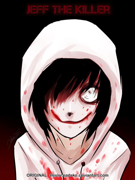 Anime Jeff The Killer by Jeff After And Now Jeff The Killer Photo 34571181