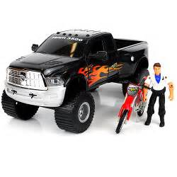 Adventure Wheels Truck Toys Adventure Wheels Deluxe Ram Vehicle Set Walmart