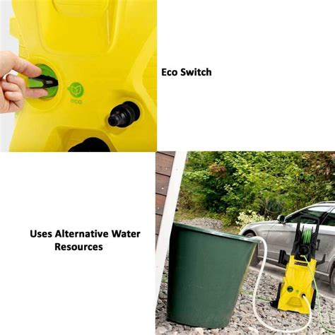 eco friendly patio cleaner karcher k4 premium eco home pressure washer patio cleaner