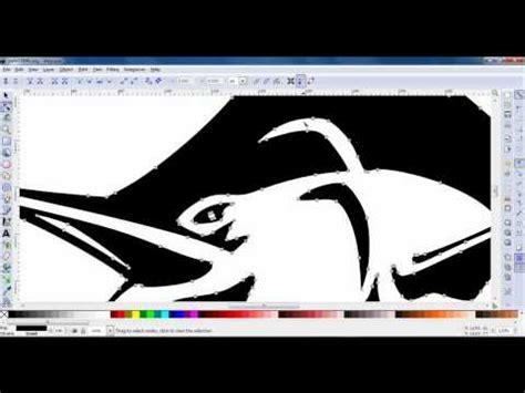 inkscape tutorial hello kitty cnc training