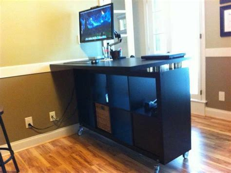 diy ikea standing desk 78 best images on cooking recipes healthy meals and kitchens