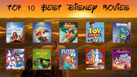 film disney recommended top ten disney movies driverlayer search engine