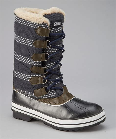 black white duck boot pend orielle get on my
