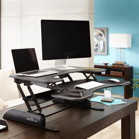 varidesk the adjustable height sit stand desk product review varidesk pro plus 36 dohrmann consulting