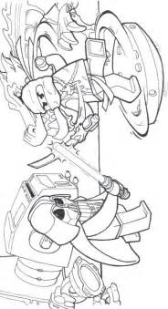 Lego ninjago lego colouring pages