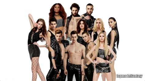 Americas Next Top Model Vs The Agency by America S Next Top Model C 20 Guys Vs Prediction