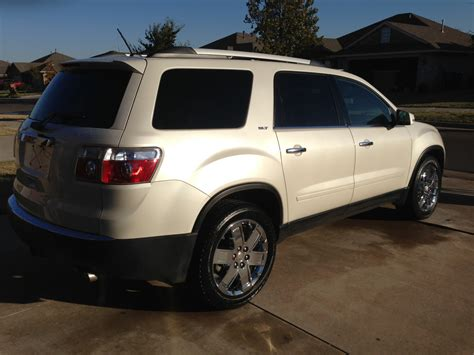 2012 gmc acadia gas mileage gmc acadia gas mileage specs price release date redesign