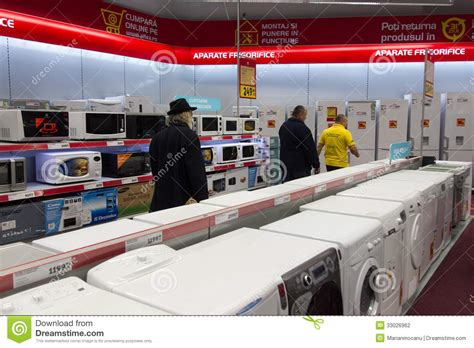 home appliances store editorial image image of shopping customers editorial photography image 33026962