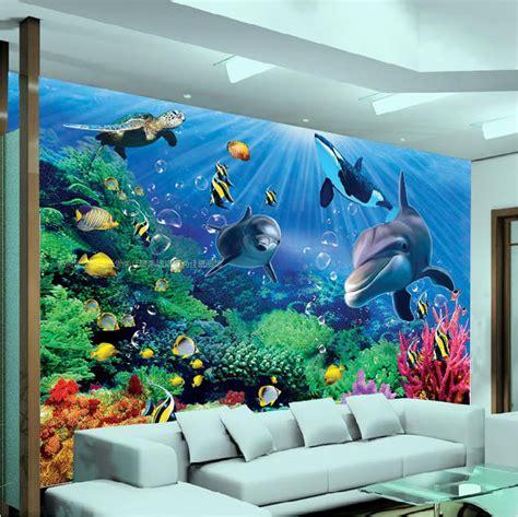 underwater wall mural hohe qualit 228 t gro 223 handel underwater wall mural aus china