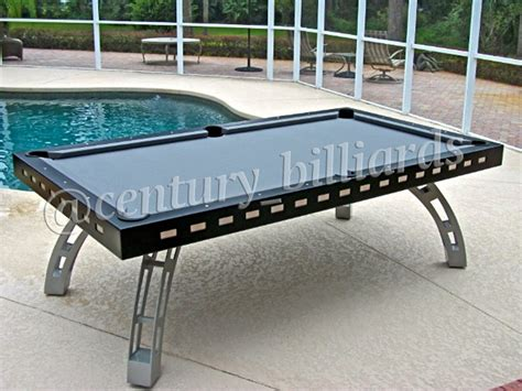 pool tables island outdoor pool tables century billiards york