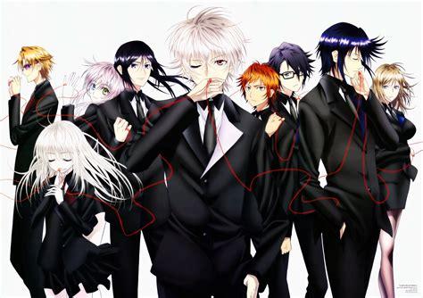 K Anime by K Project 4k Ultra Hd Wallpaper Background Image