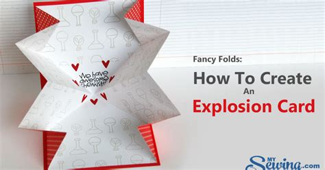 how to make an explosion card fancy folds how to create an explosion card