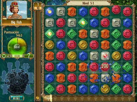juegos de puzzle y rompecabezas gratis big fish games jugar a the treasures of montezuma 2 en l 237 nea juegos en