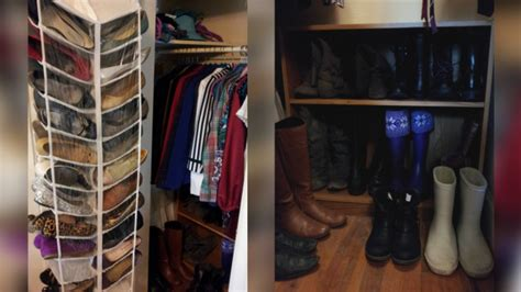 how to organize a small closet with lots of clothes how to organise a lot of clothing in very little closet