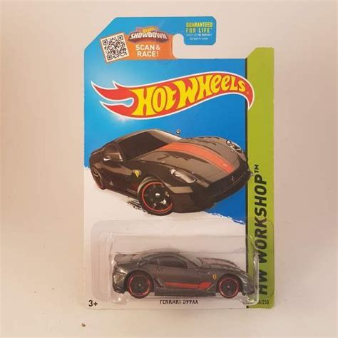 Wheels R1 Hw Workshop 599xx hotwheels 599xx hw workshop 188 250 hotwheels diecast