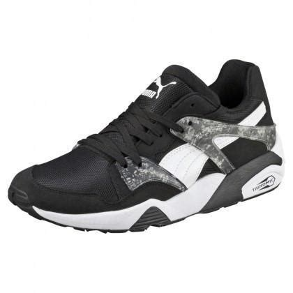 bts x puma shoes bts x puma blaze shoes mrbl lthr black 36067401 hallyu mart