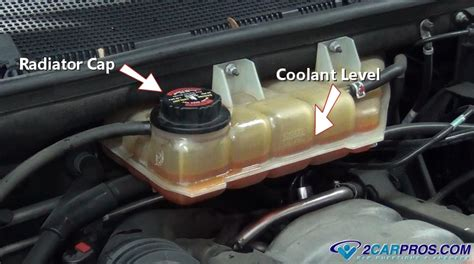 will low coolant cause check engine light to come on where do you put coolant in a bmw bmw adding coolant low
