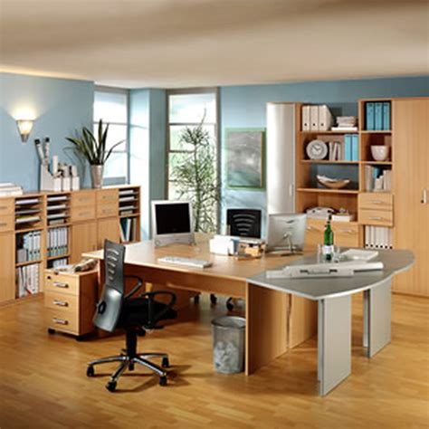 Luxury Home Office Desk Home Office Luxury Desc Exercise Chair White Cube Bookcases Blue Leather Filing