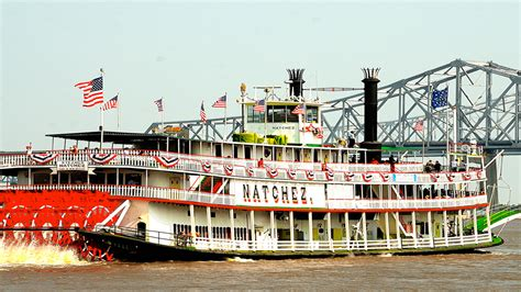steamboat new orleans natchez steamboat