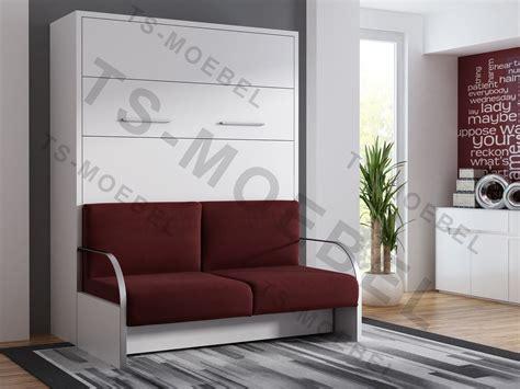 mit wbs ts m 246 bel wandbett mit sofa wbs 1 trend 140 x 200 cm in