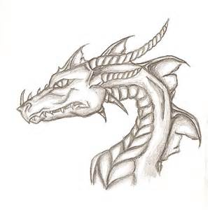 quot dragon sketch quot by darkvamp1rexvlss redbubble