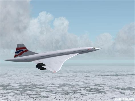 fs2004 british airways concorde 8600 surclaro photos