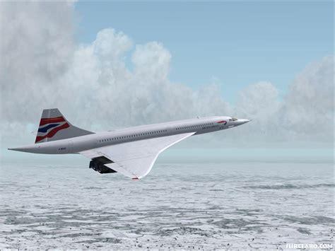 fs2004 british airways concorde 8600 surclaro photos