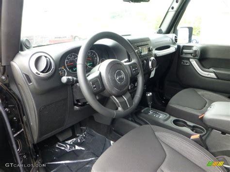 2013 Jeep Wrangler Interior by Black Interior 2013 Jeep Wrangler 4x4 Photo 71568224 Gtcarlot