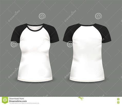 t shirt front and back royalty free stock image