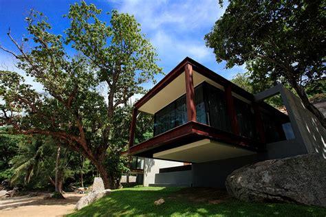 Interior Design For Log Homes the naka phuket by duangrit bunnag 2 homedsgn