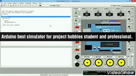 best arduino simulator best simulator for arduino