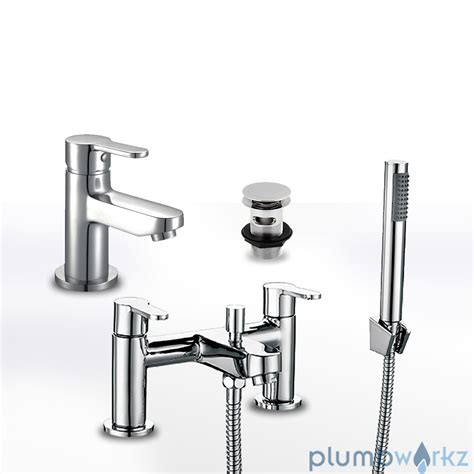 Modern Bathroom Basin Taps Modern Favour Chrome Bathroom Taps Sink Basin Mixer Bath