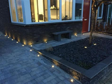 patio step lights pack of 10 waterproof outdoor step lights low voltage